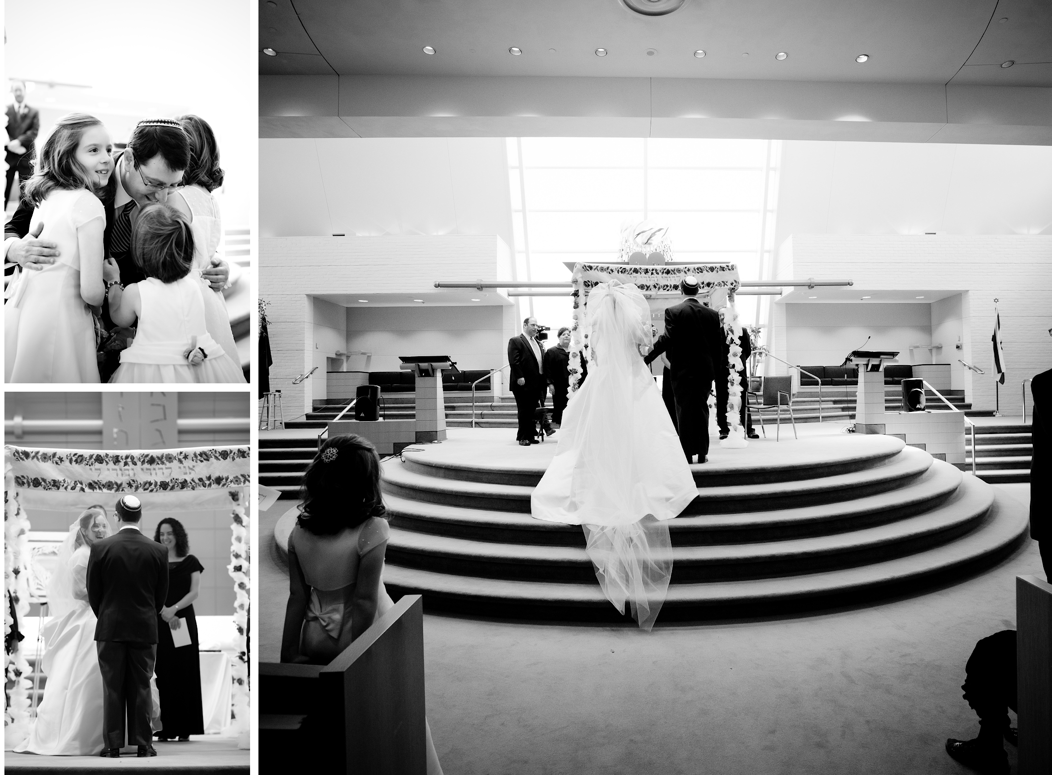 West Bloomfield Jewish Wedding Photographer