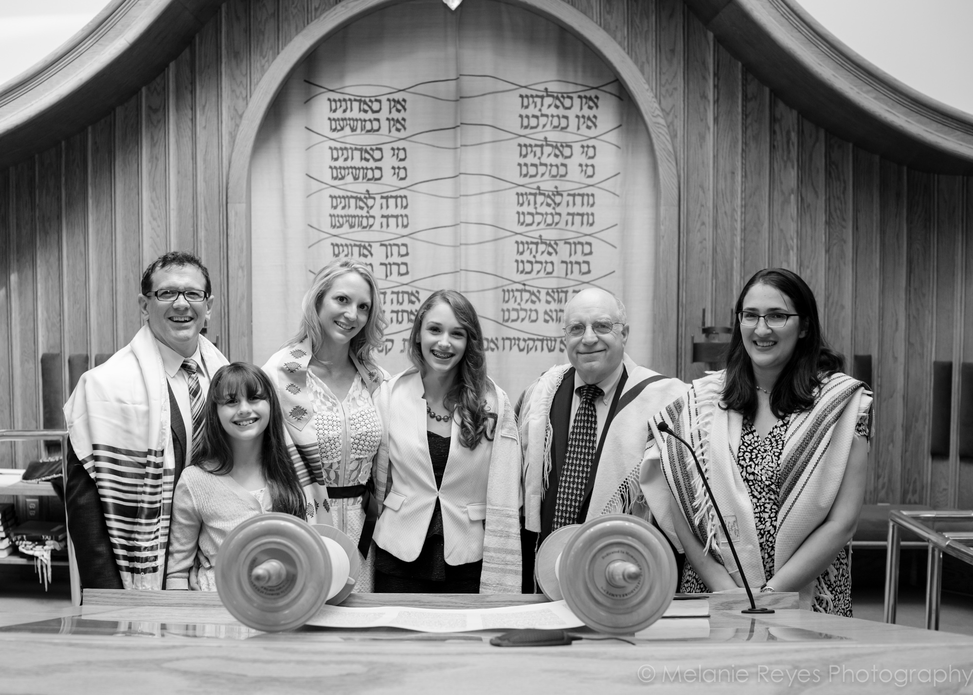 Beth Israel Bat Mitzvah Photography