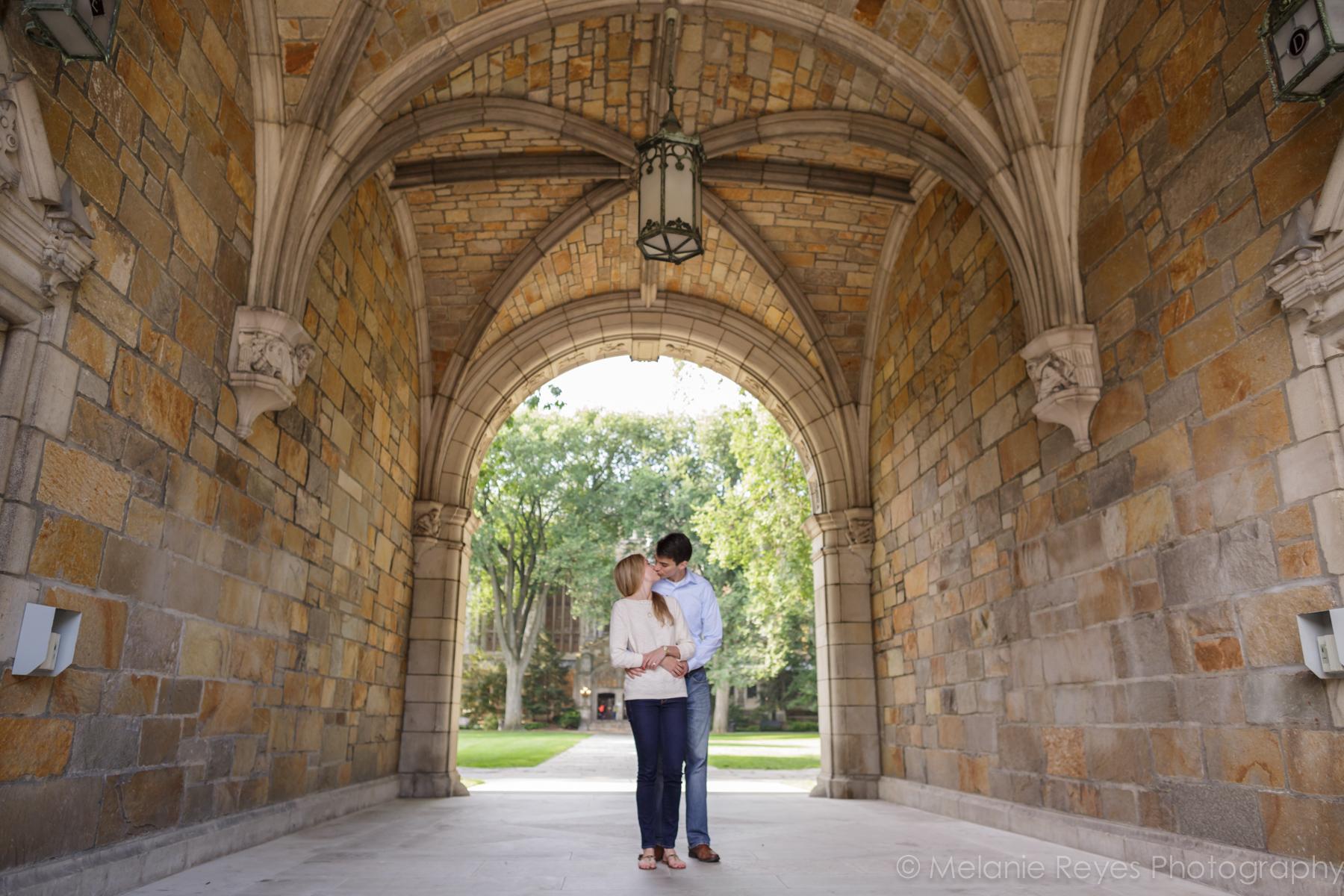 university of michigan wedding photography