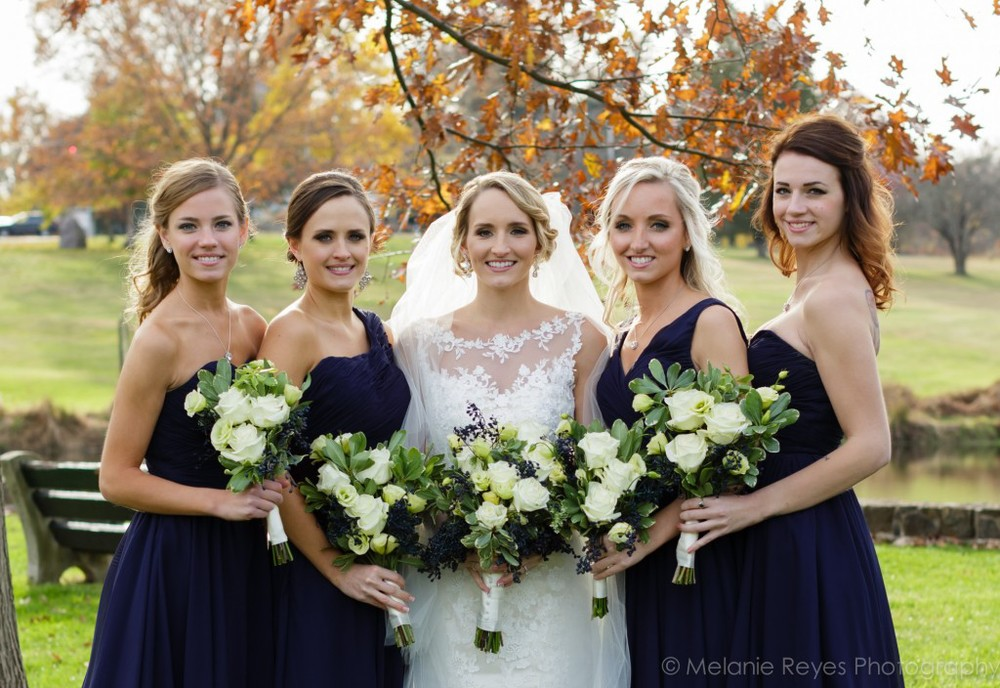 Sisters with Bride