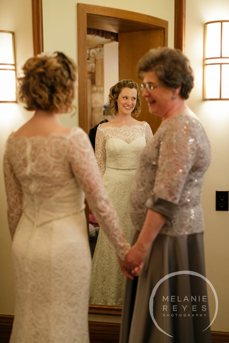 A Wintery Ann Arbor Wedding    Chris & Elizabeth — Melanie Reyes ...