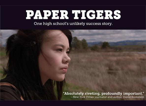 Photo credit to kpjrfilms.co Paper Tigers Press Kit