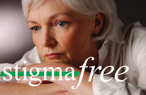 Take the StigmaFree Pledge to help yourself, your family, your friends and your community.