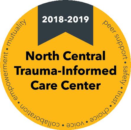 Trauma Informed Care Center Seal