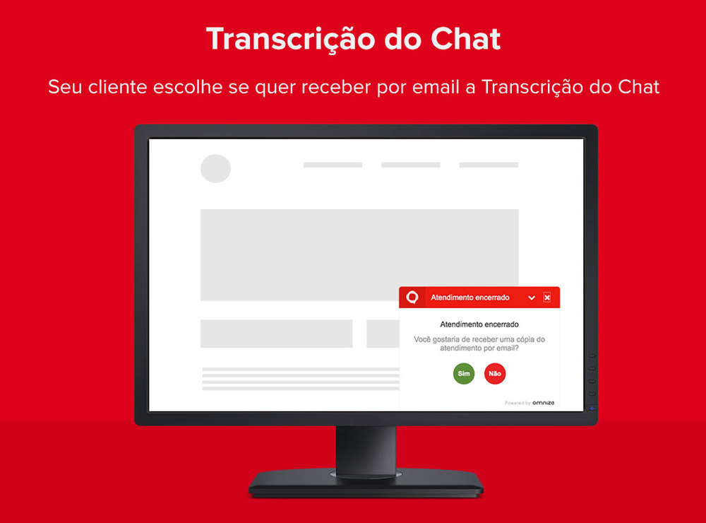 Transcrição do Chat