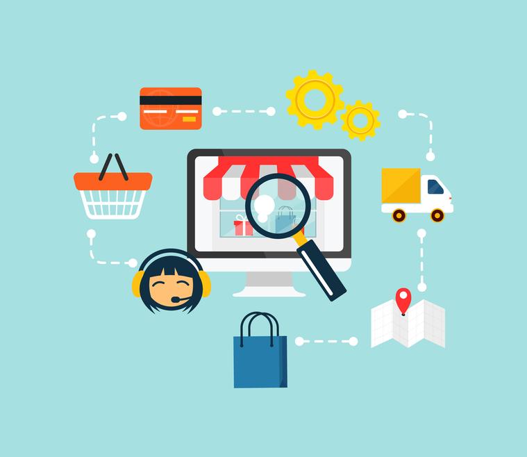 76597e0ea  Infográfico  Como montar uma loja virtual