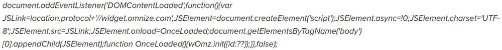 Código modificado para funcionar na plataforma OnCorretor