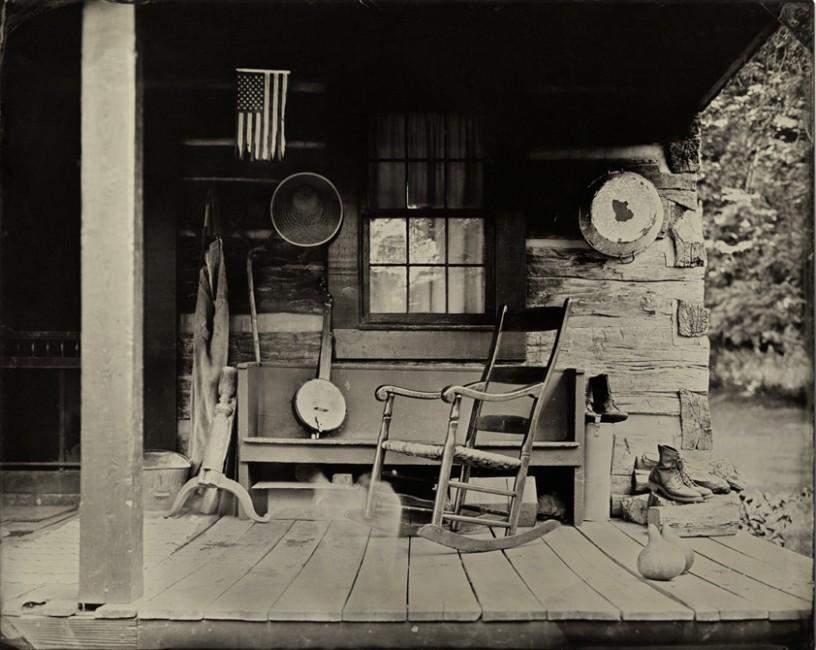 Elmaleh, Jim's Porch.jpg