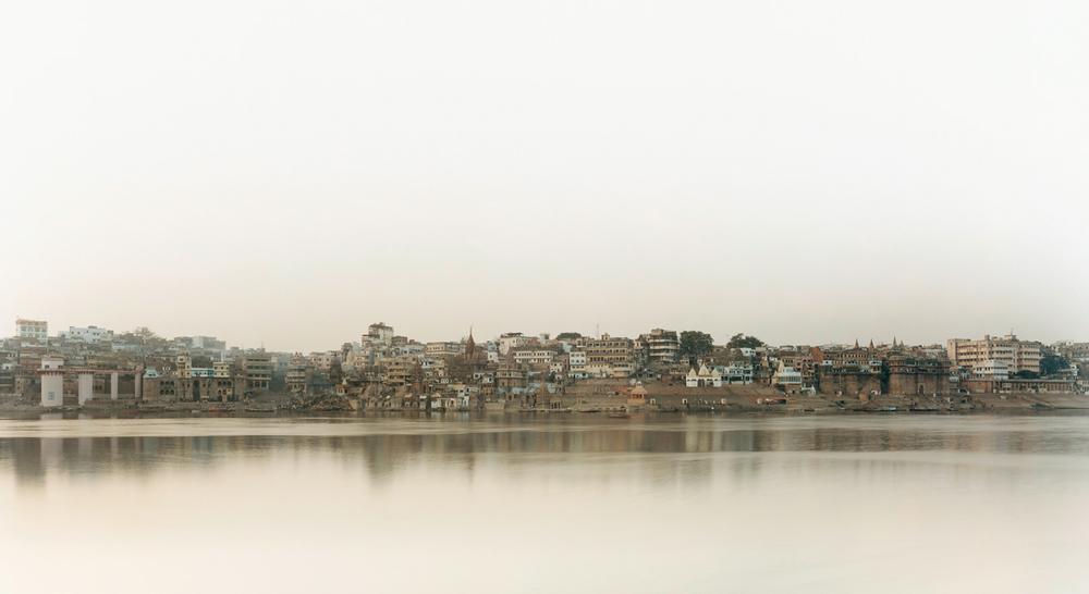 Ganga (Ganges) I, Banaras, 2008.jpg