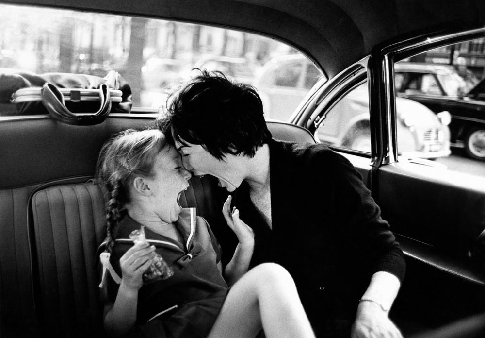 Shirley MacLaine and Sachi, Irma La Douce, 1962