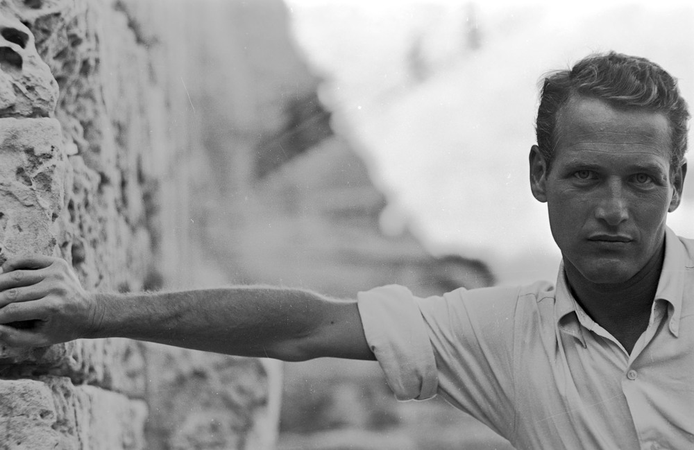 Paul Newman, Exodus, 1959