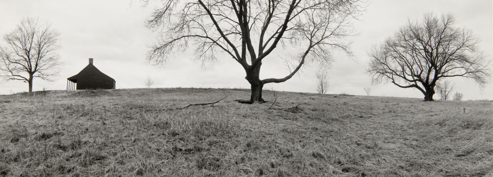 E. Lindbloom, John Neilson's Farm,Saratoga Battlefield, 1992, gsp.jpg