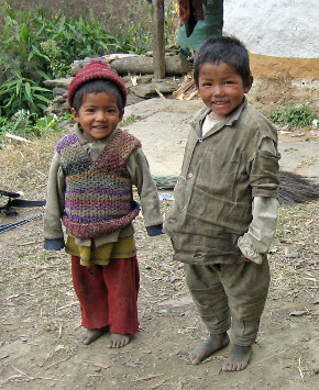 The People  Find Out  why  the changing environment affects Nepali Himalayan communities in such adverse ways, and why a bit of support can enable them to overcome the problem in a sustainable way.    Find Out Why →