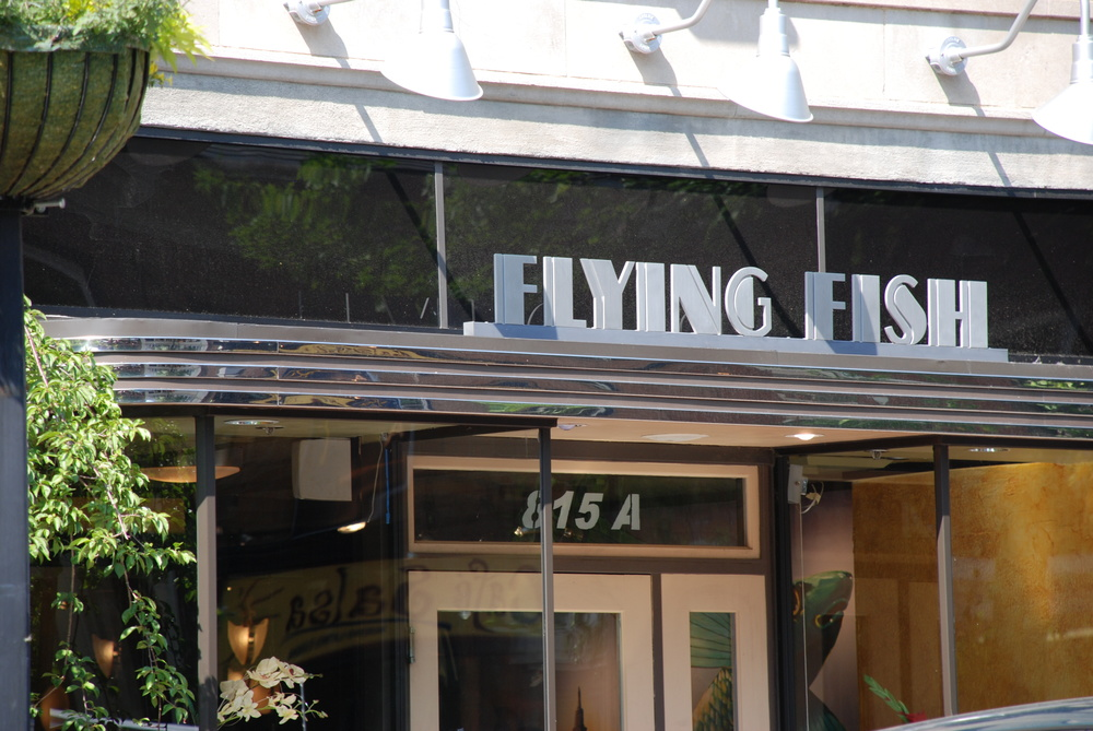 VA Alexandria - Flying Fish sign.JPG