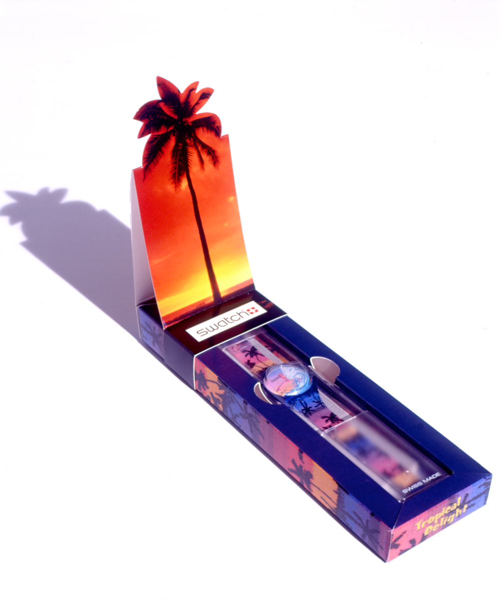 Hawai'i Watch Special Packaging