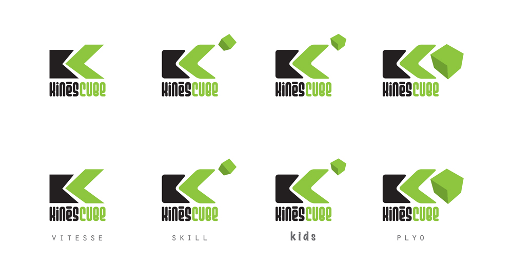 KinesCube Logo exploration