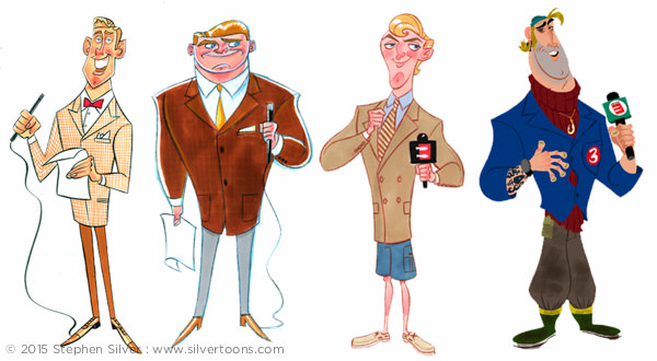 Character Design Stephen Silver Download : Feature animation stephen silver —