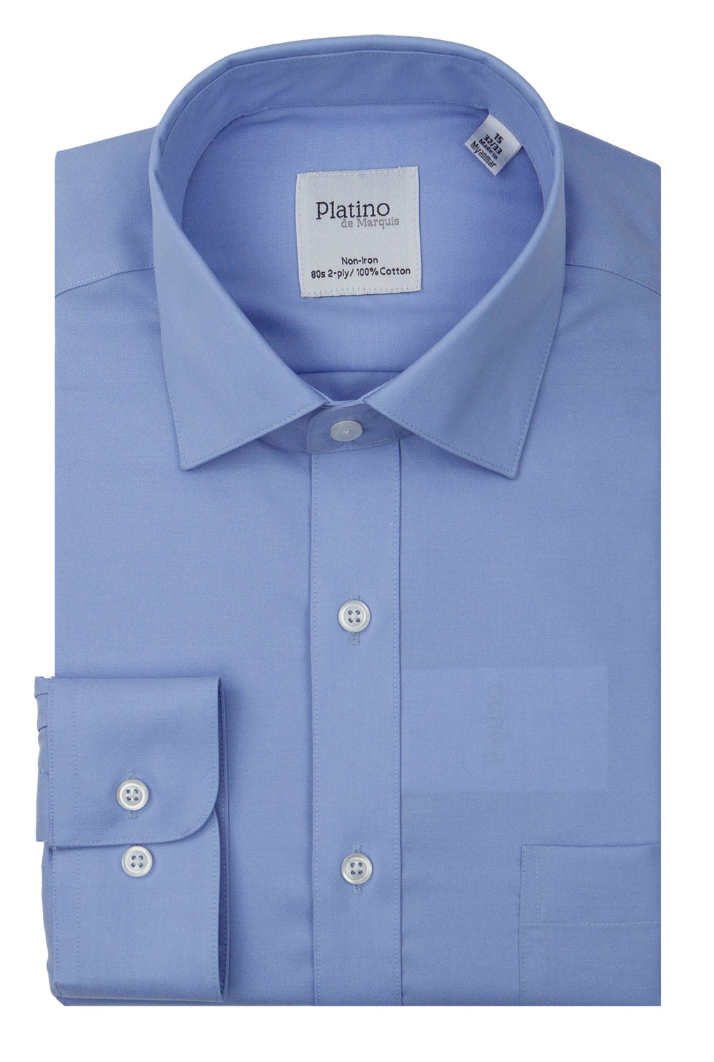 PLT 100 - Light Blue