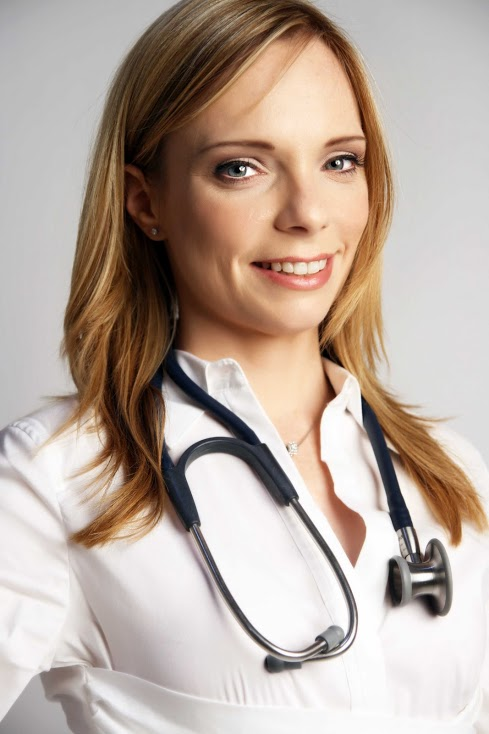 A Female Naturopathic Doctor