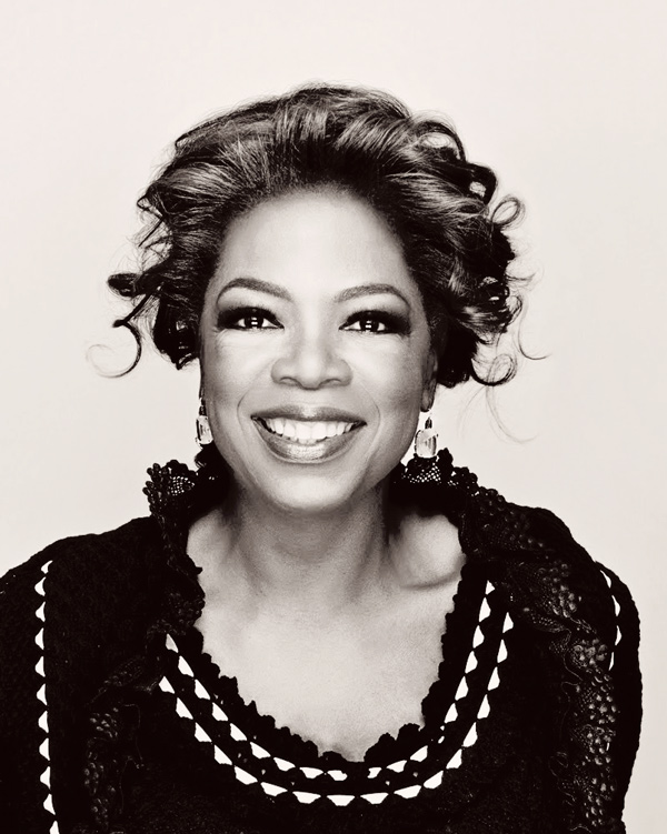 Oprah Winfrey - Photo: The Best You Magazine