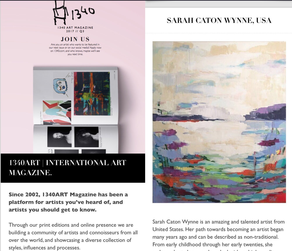 1340 International Art Magazine