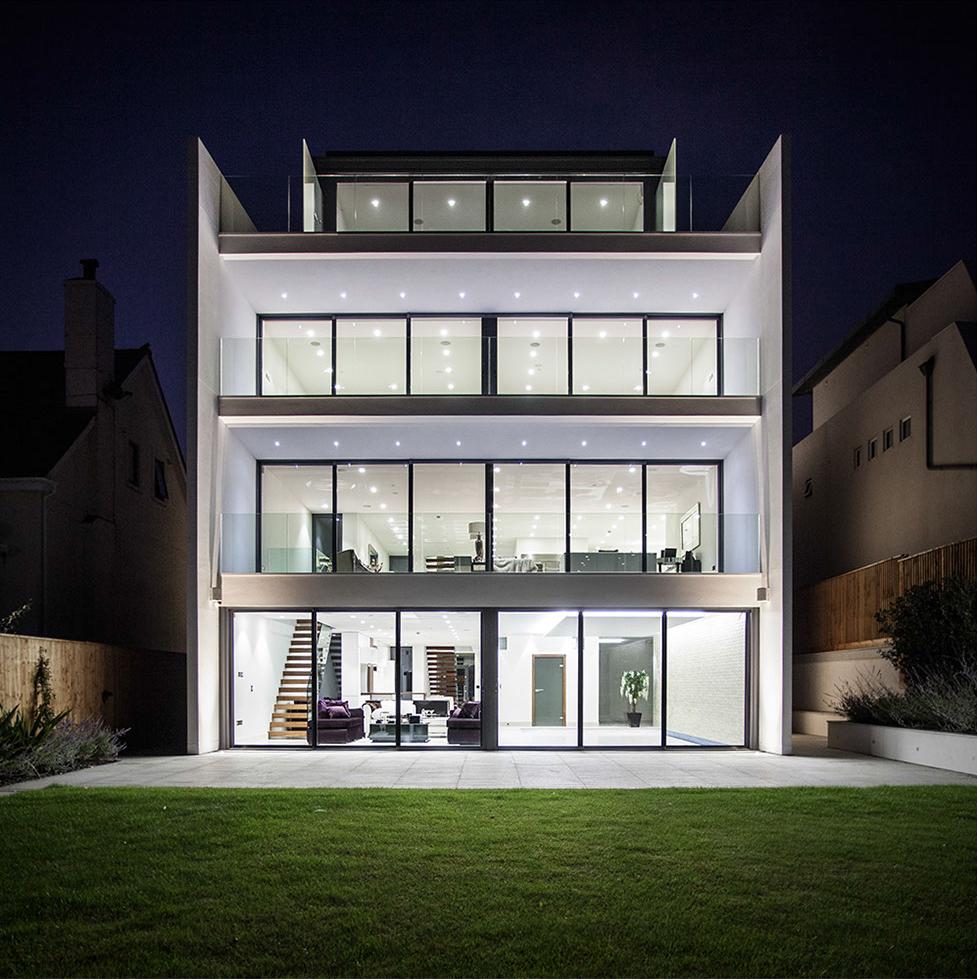 Sandbanks and London luxury interior photography