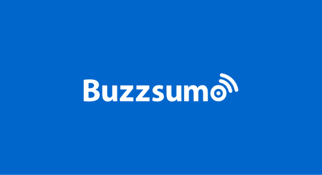 BuzzSumo Logo - marketerstoolbox