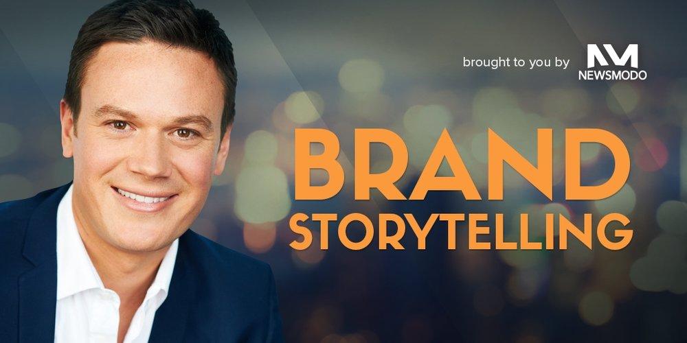 Brand Story Telling Podcast -Newsmodo