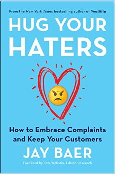 Hug Your Haters - Booksformarketers