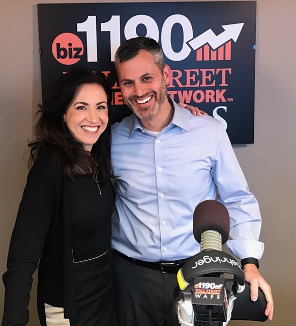 Dana Barrett and Joe Koufman on biz1190
