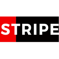 Stripe logo - brand and reputation management agency atlanta