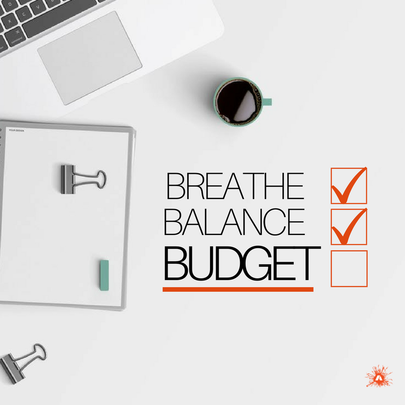 Marketing Budgeting Template