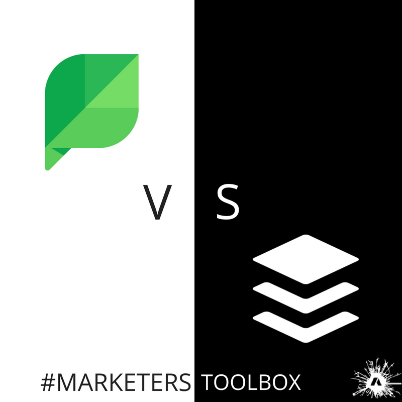 Sprout Social VS Buffer Social Media Platform Tool Comparison