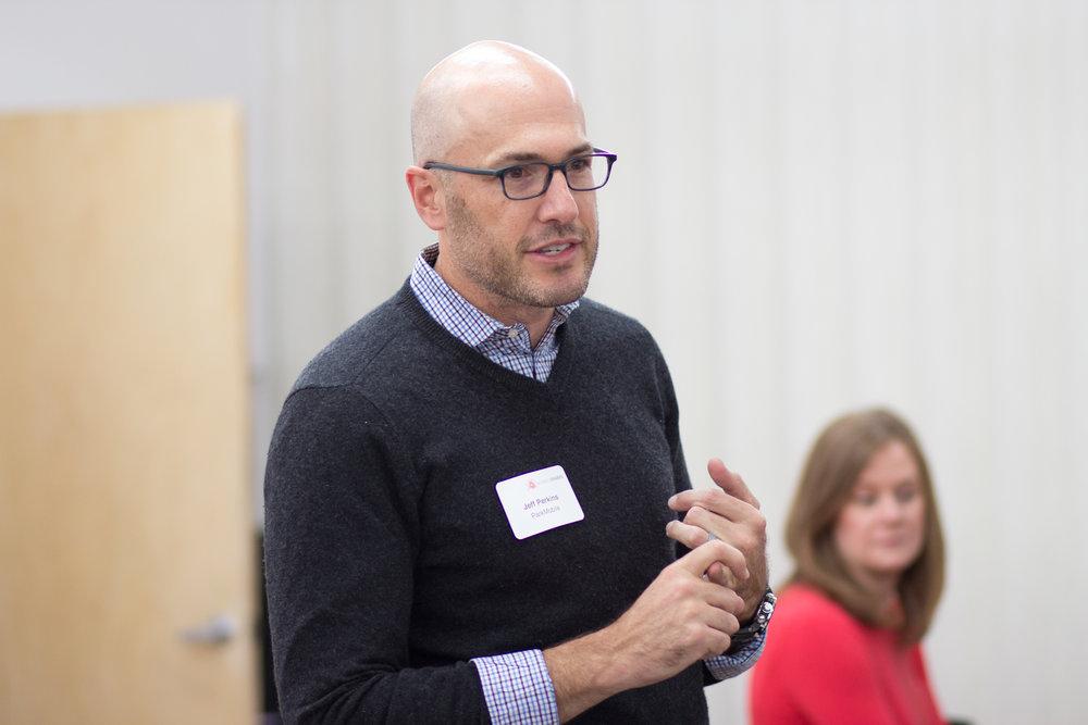 Jeff Perkins | CMO, ParkMobile