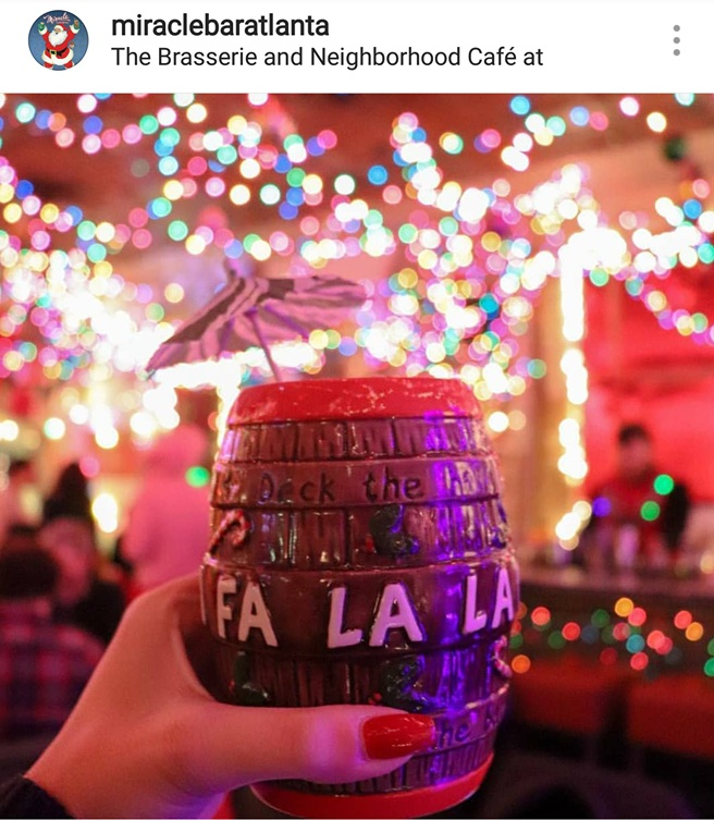 B2C companies benefit from giving their consumers experiences. Themed pop up bars around holidays, themes, or TV shows perform very well.