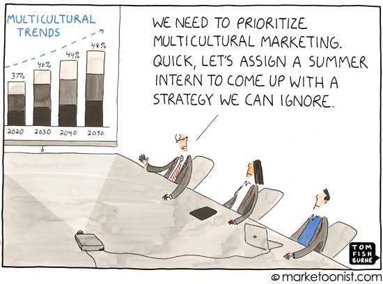 Interns are often tasked with developing a strategy without proper guidance or a clear understanding of the brand.