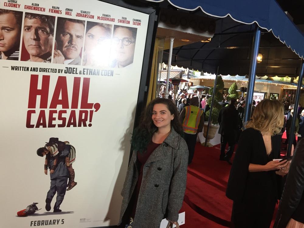 World premiere of Hail, Caesar!