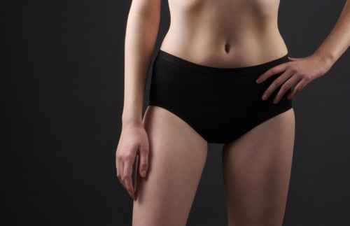 Shreddies Hi-Waist Knickers