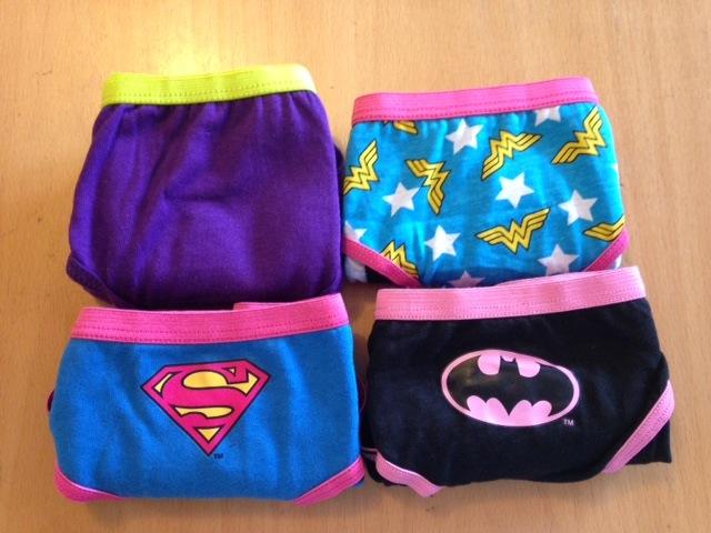 Kids Superhero Pants