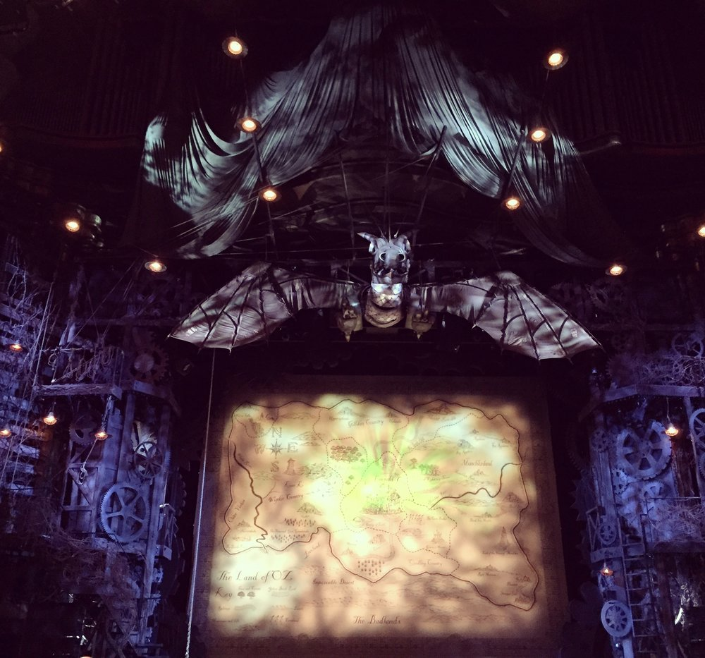 The Set Of Wicked.