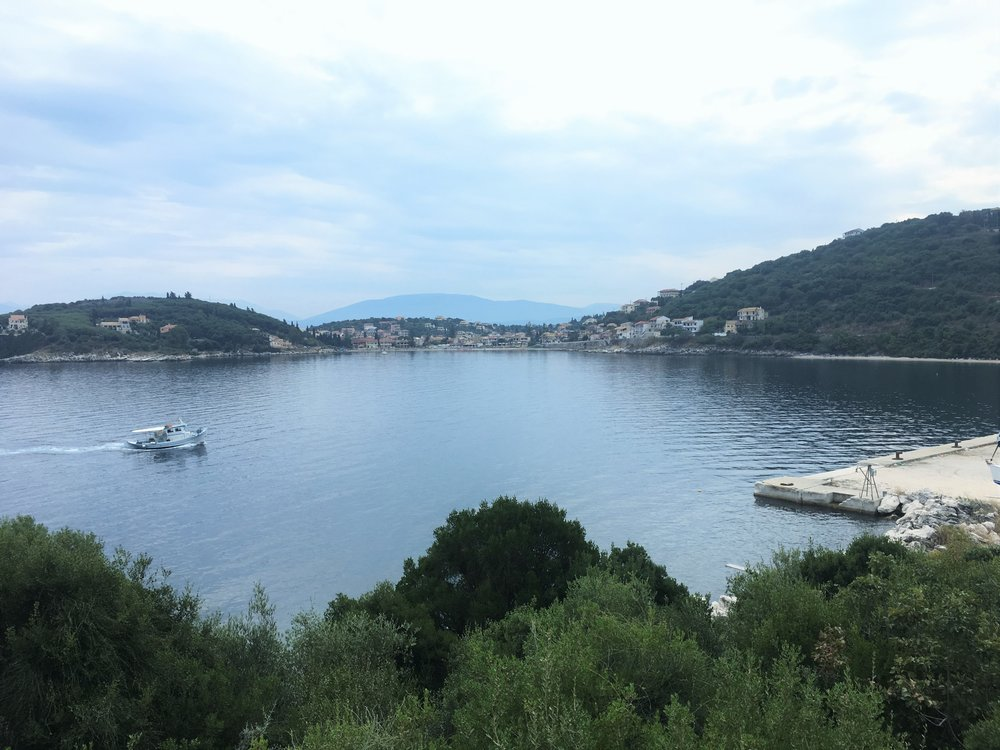 Kassiopi Harbour