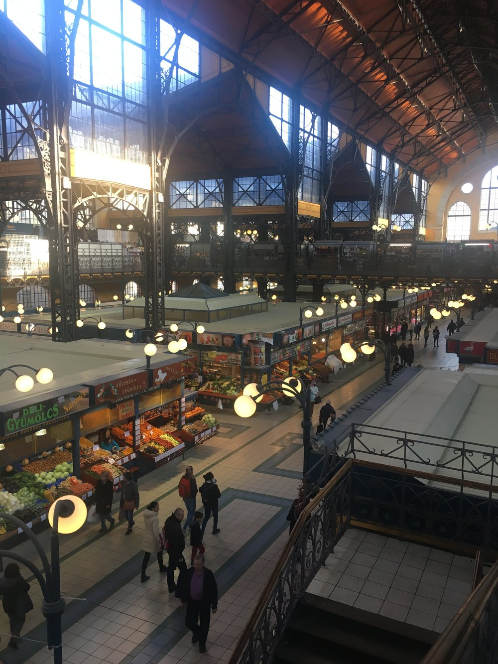 The Great Market Hall.