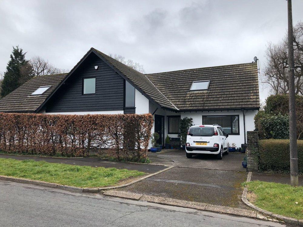 Gavin's House (SPOILER ALERT - It's not really in Billericay, it's just outside Barry).