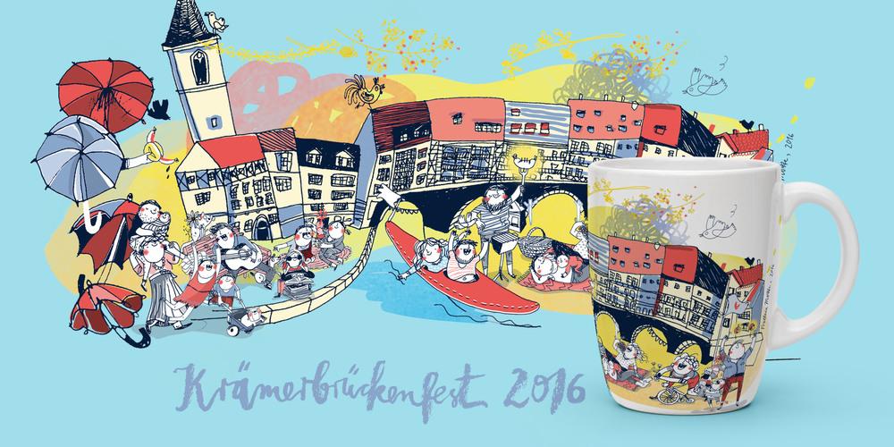 Stilleben Erfurt stilleben erfurt frollein motte illustration