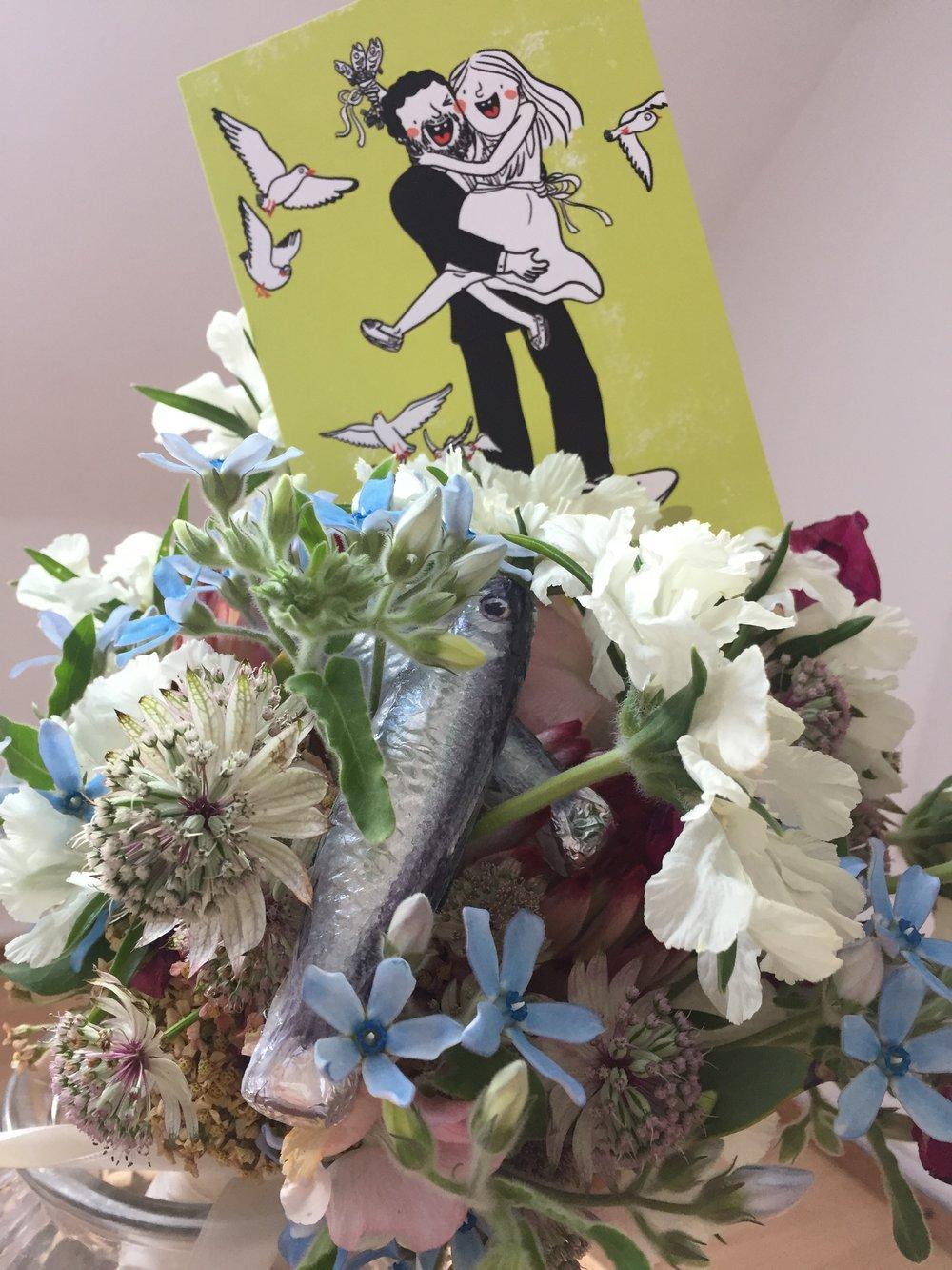 Brautstrauß von Ulrike Buchheim von  Floral Artist