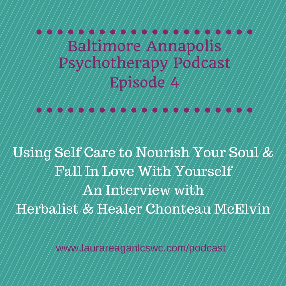 Using self care to nourish your soul and fall in love with yourself