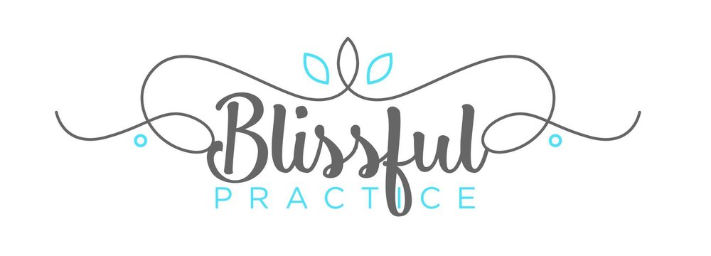 Click on the image to listen to the Blissful Practice Podcast!