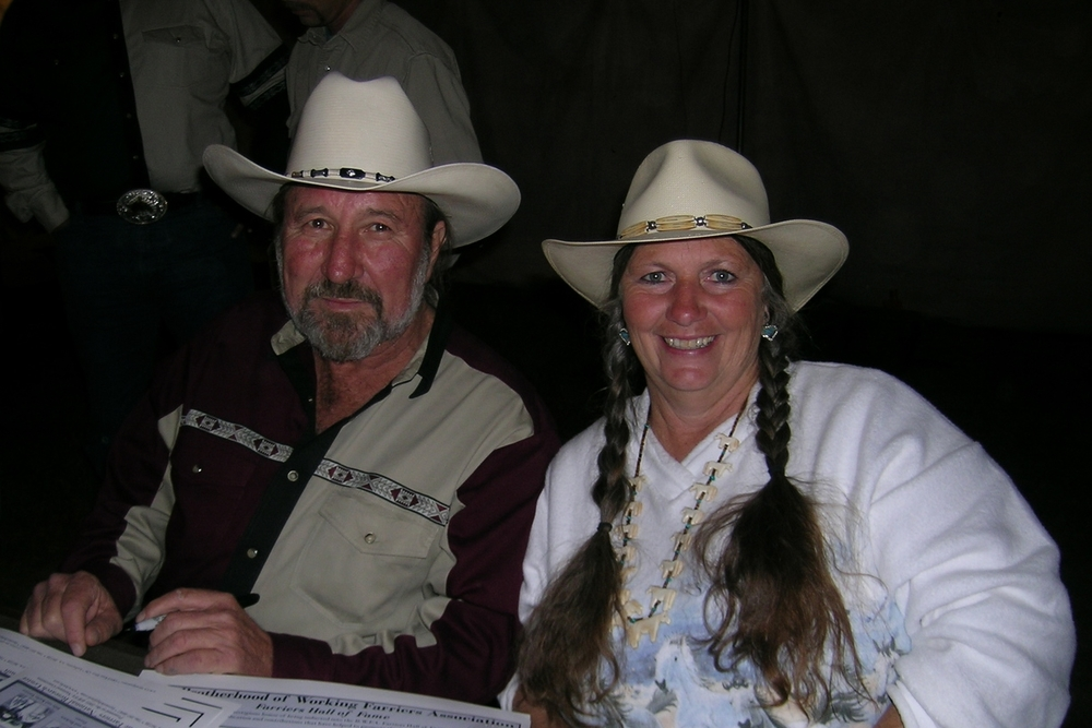 Bill & Kathy Fortner, Founders of the  NEHRF