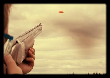 Skeet Shooting at Fort Villanow