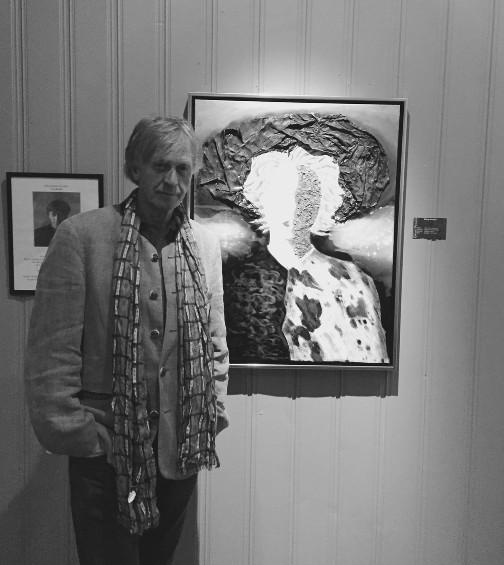 Artist Elling Reitan.